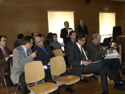 Reunión Grupo Técnico de Implantación NOJ Cuenca